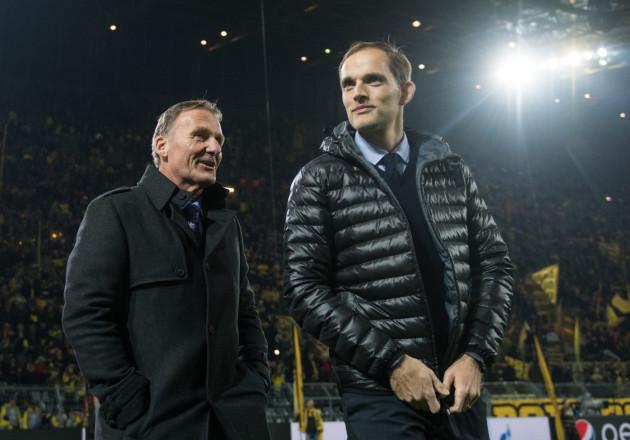Soccer: Borussia Dortmund vs Sporting Lisbon