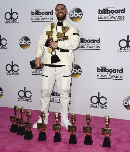 Billboard Music Awards 2017 - Press Room