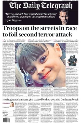 telegraph manchester