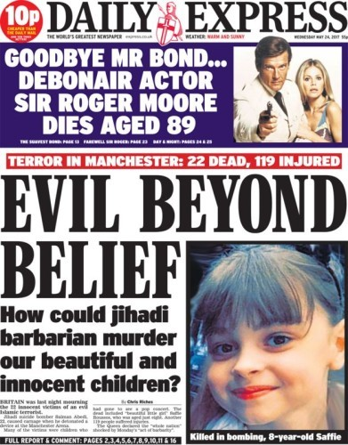daily express manchester