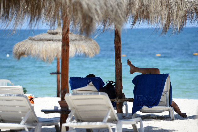 Attack on tourist hotel in Tunisia