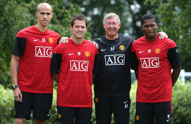 Soccer - Manchester United Signings - Carrington