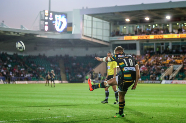 Northampton heading for Champions Cup rugby after thrilling win