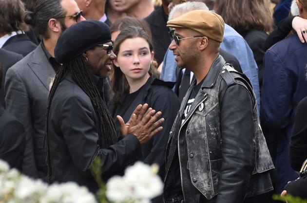 Chris Cornell Funeral