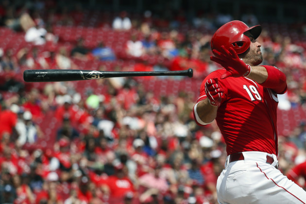 Rockies Reds Baseball