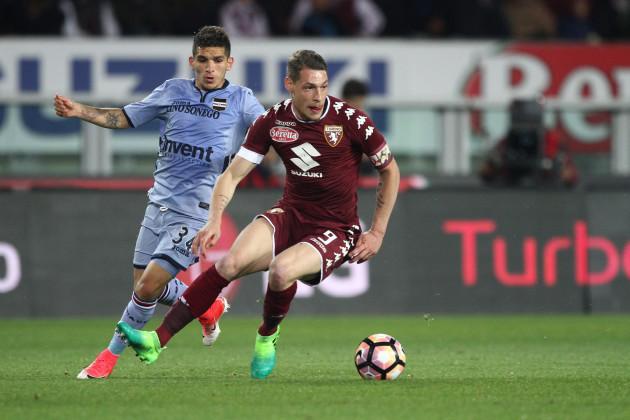 Italy: FC Torino v UC Sampdoria - Serie A