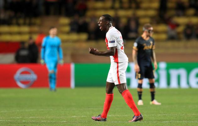 Monaco v Tottenham Hotspur - UEFA Champions League - Group E - Stade Louis II