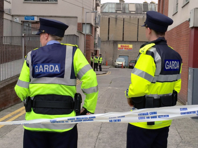 20 Female Garda Crime Scenes
