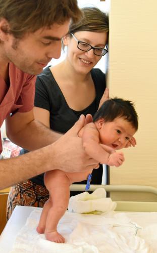 Birth boom at St. Elisabeth hospital in Leipzig