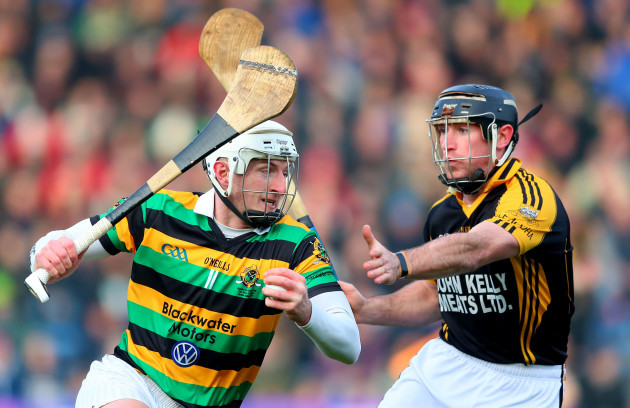 Patrick Horgan and Gearoid O'Connell