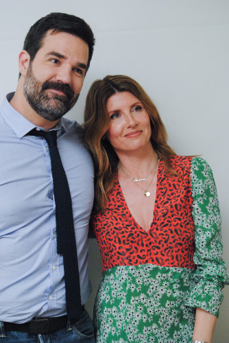 Catastrophe Cast Portraits