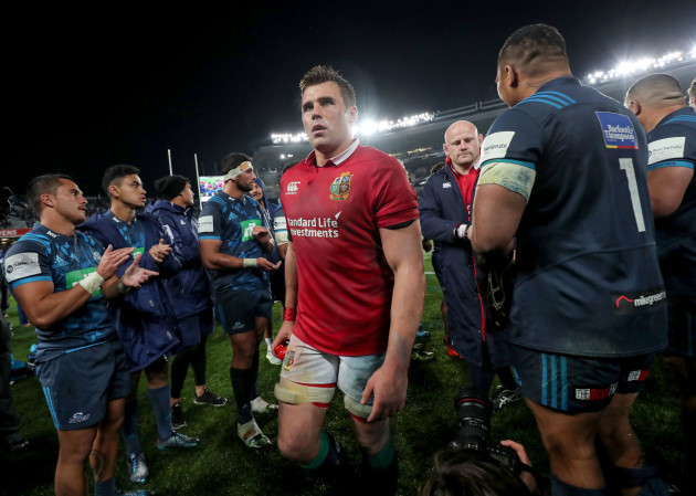 Blues Super Rugby experience helped in Lions win