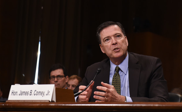 U.S.-WASHINGTON D.C.-FBI-HEARING