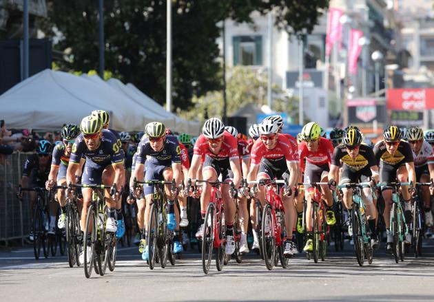 Italy: 2017 Giro d'Italia - Stage Five