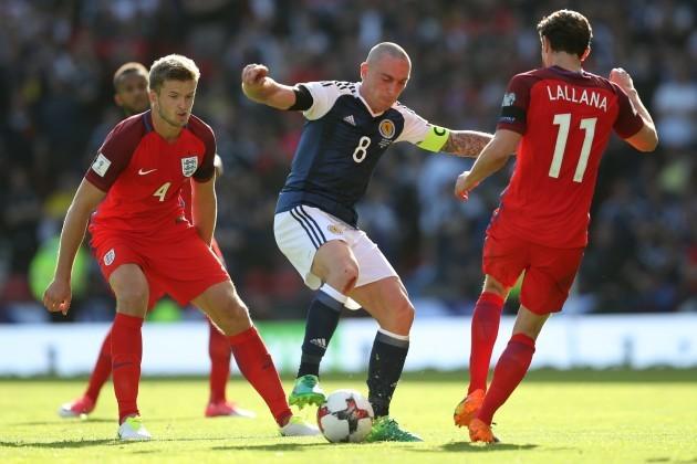 Harry Kane cherishes 'special' England equaliser against Scotland
