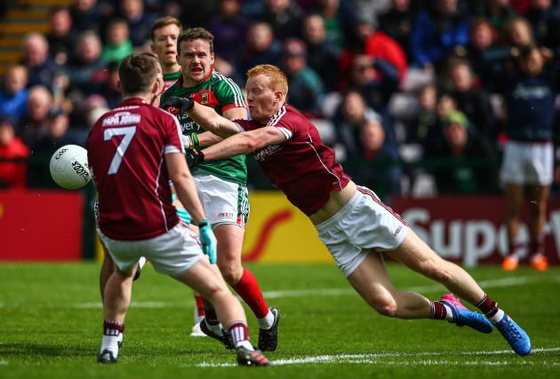 Declan Kyne and Andy Moran