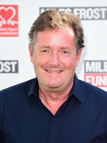 Piers Morgan pulls out of hosting awards