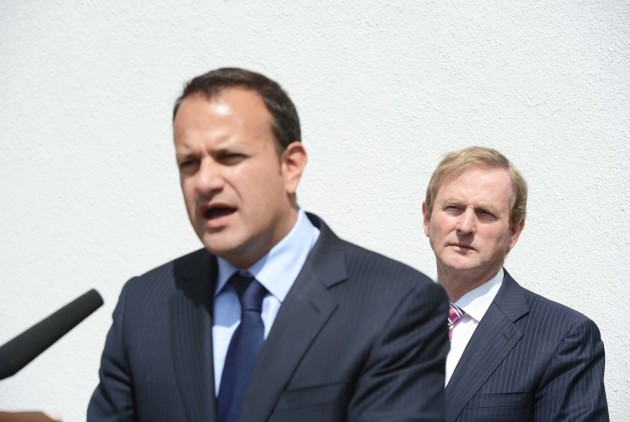 Enda Kenny Steps Down As Taoiseach