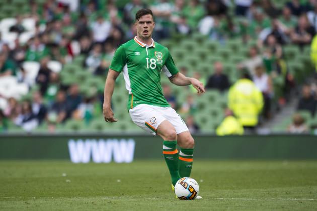 Ireland: Republic of Ireland vs Uruguay - International Friendly Match