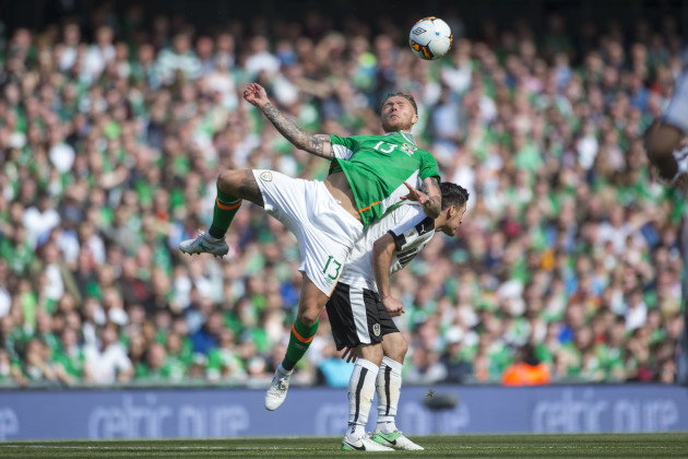 Ireland: Republic of Ireland v Austria - FIFA World Cup 2018 Qualifying Round