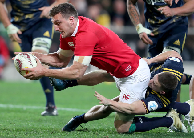 Warburton laments Lions' indiscipline after loss to Highlanders