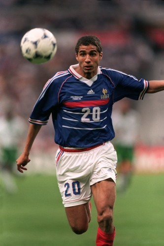 Soccer - World Cup France 98 - Group C - France v Saudi Arabia