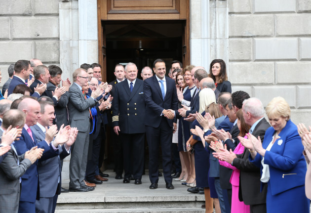 200 Leo Varadkar is elected Taoiseach_90514826