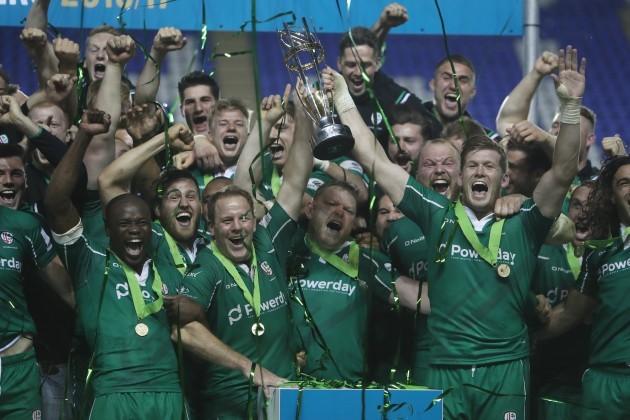 London Irish v Yorkshire Carnegie - Championship Play-off Final - Second Leg - Madejski Stadium