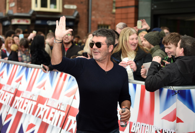 Britain's Got Talent Arrivals - Birmingham