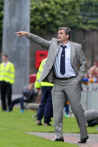 Soccer - Pre-Season Friendly - Limerick FC v Manchester City - Thomond Park