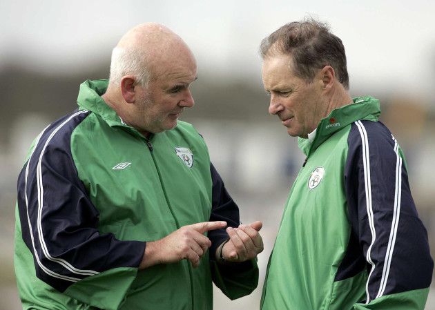 Noel O'Reilly and Brain Kerr