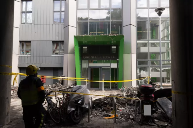79 people presumed dead in London high-rise fire