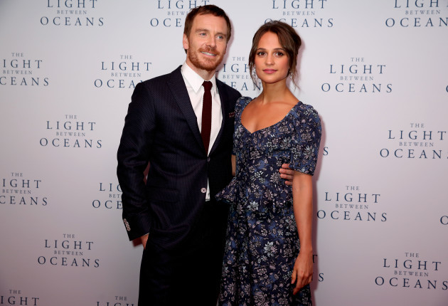 The Light Between Oceans UK Premiere - London