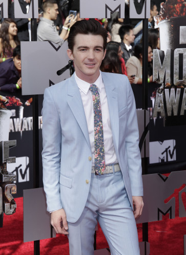 The MTV Movie Awards 2014 - Arrivals - Los Angeles