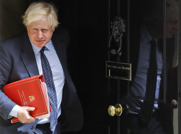 Britain Cabinet