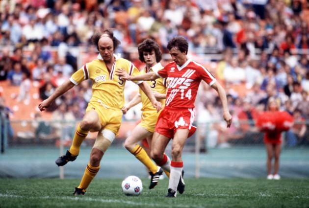 American Soccer - NASL - Washington Diplomats v Philadelphia Fury