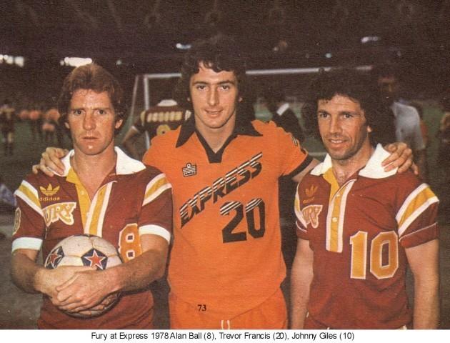 Fury 78 Road Alan Ball, Johnny Giles