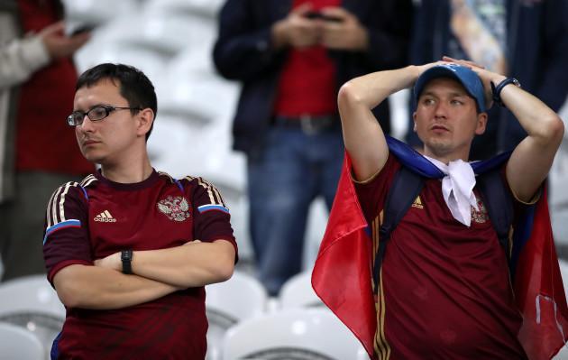 Russia v Slovakia - UEFA Euro 2016 - Group B - Pierre Mauroy