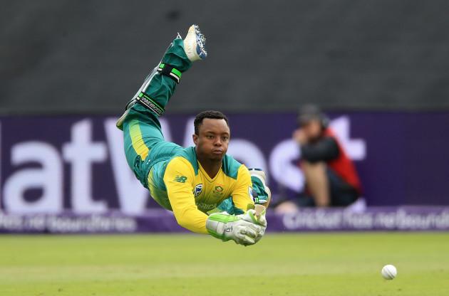 England v South Africa - 3rd NatWest T20 - SSE SWALEC