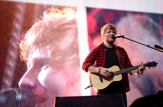 18 tweets that sum up the reaction to Ed Sheeran\'s Glastonbury set ...