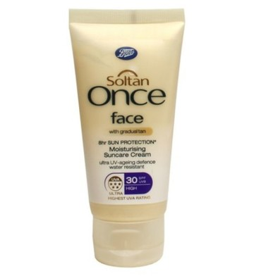 once face