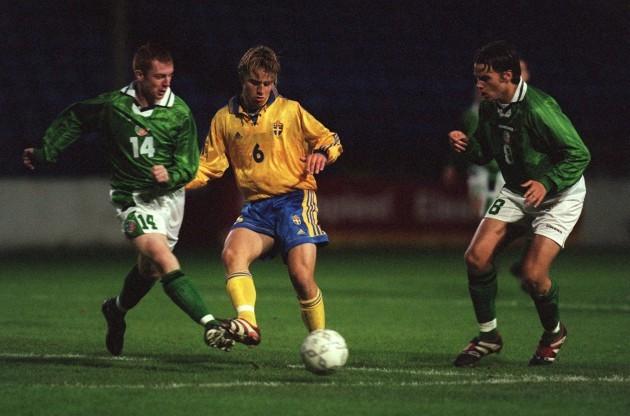 Keith Graydon/Daryl McMahon/Andreas Ingel  25/10/1999