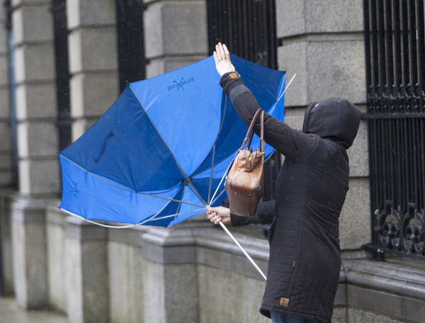 About 7 Of Irish Umbrella Rules People Desperately Need To Follow