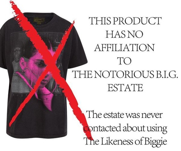 I am not sure who told @kyliejenner and @kendalljenner that they had the right to do this.  The disrespect of these girls to not even reach out to me or anyone connected to the estate baffles me.  I have no idea why they feel they can exploit the deaths of 2pac and my Son Christopher to sell a t-shirt.  This is disrespectful , disgusting, and exploitation at its worst!!!