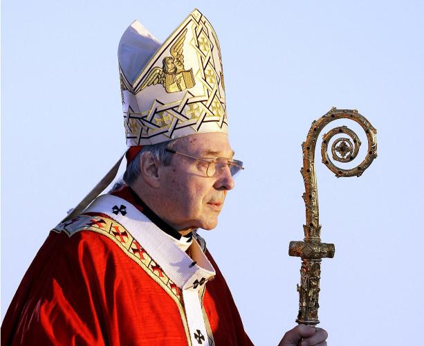 Australia Cardinal Charged