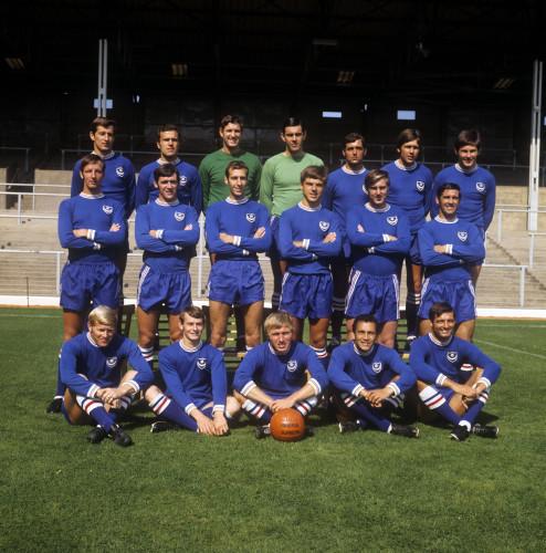 Soccer - Portsmouth FC Photocall - Fratton Park