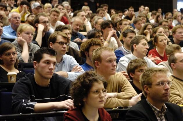German students