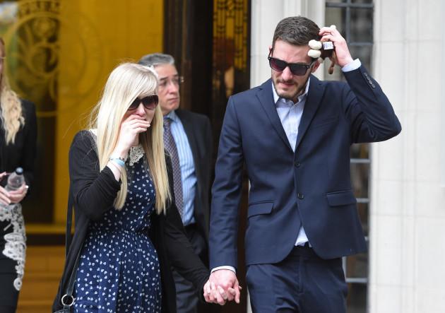 Charlie Gard court case