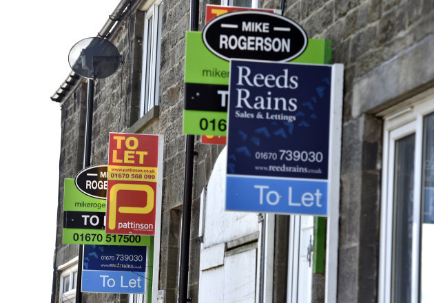 Buy-to-let lending figures