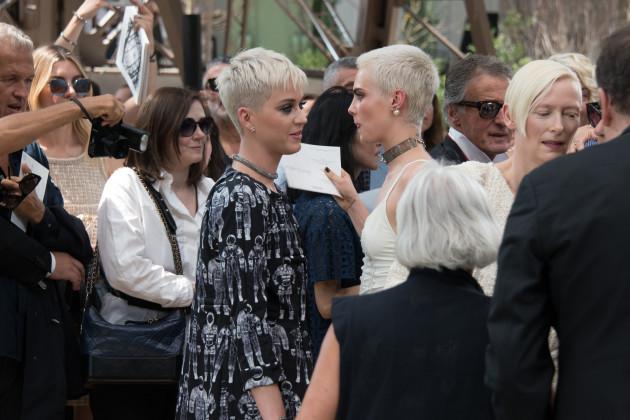 PFW - Haute Couture - Chanel - FrontRow - Paris